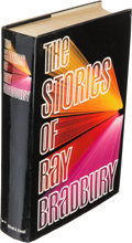 Books:Science Fiction & Fantasy, Ray Bradbury. The Stories of Ray Bradbury. New York: 1980.First edition, limited presentation copy, inscribed....