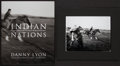 Books:Photography, Danny Lyon. Indian Nations. Introduction by Larry McMurtry. [Santa Fe]: 2002. First edition, one of 25 copies wi...