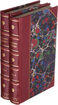 Books:World History, [Daniel Henry MacKinnon]. Military Service and Adventures in theFar East... London: 1847. First Edition. Two volume... (Total:2 Items)