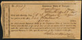 Confederate Notes:Group Lots, Interim Depository Receipts Atlanta, GA- $5000 Apr. 8, 1864 TremmelGA-21.. ...