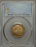 Colombia, Colombia: Charles III gold 2 Escudos 1778 NR-JJ AU53 PCGS,...