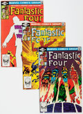 Modern Age (1980-Present):Superhero, Fantastic Four Group of 71 (Marvel, 1981-86) Condition: AverageNM.... (Total: 71 Comic Books)