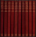 Books:Fine Bindings & Library Sets, Encyclopaedia Britannica. Cambridge: University Press,1910-1911. The highly respected eleventh edition. Complete intwe... (Total: 28 )