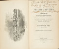Books:Americana & American History, Randolph B. Marcy. The Prairie Traveler. A Hand-Book forOverland Expeditions. New York: 1859. First edition....