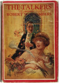 Books:Horror & Supernatural, Robert W. Chambers. The Talkers. New York: George H. DoranCompany, [1923]....