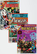 Modern Age (1980-Present):Superhero, The Avengers Group of 43 (Marvel, 1977-85) Condition: AverageNM.... (Total: 43 Comic Books)