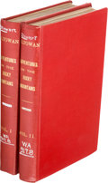 Books:Americana & American History, [Sir William Drummond Stewart]. Altowan; or, Incidents of Lifeand Adventure in the Rocky Mountains. By an Amateur...(Total: 2 Items)