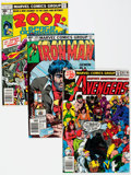 Bronze Age (1970-1979):Superhero, Marvel Bronze and Modern Age Comics Group of 33 (Marvel, 1973-86) Condition: Average FN+.... (Total: 33 Comic Books)