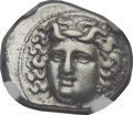 Ancients:Greek, Ancients: THESSALY. Larissa. Ca. 356-342 BC. AR drachm (21mm,5.98gm, 6h)....