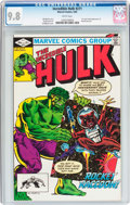 Modern Age (1980-Present):Superhero, The Incredible Hulk #271 (Marvel, 1982) CGC NM/MT 9.8 Whitepages....