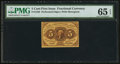 Fractional Currency:First Issue, Fr. 1228 5¢ First Issue PMG Gem Uncirculated 65 EPQ.. ...