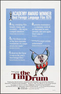 "Movie Posters:Foreign, The Tin Drum & Other Lot (New World, 1980). One Sheets (2) (27"" X 41""). Foreign.. ... (Total: 2 Items)"