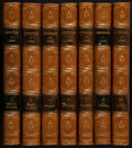 Books:Literature Pre-1900, Sophocles. The Plays and Fragments ... Cambridge: At the University Press, 1902-1908. Mixed edition.... (Total: 7 Items)