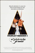 """Movie Posters:Science Fiction, A Clockwork Orange (Warner Brothers, 1971). International One Sheet (27"""" X 41""""). Science Fiction.. ..."""