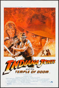 "Movie Posters:Adventure, Indiana Jones and the Temple of Doom (Paramount, 1984). Belgian(14.25"" X 21.5""). Adventure.. ..."