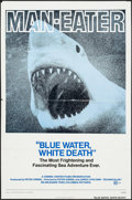 """Movie Posters:Documentary, Blue Water, White Death & Other Lot (Columbia, R-1974). One Sheets (2) (27"""" X 41""""). Documentary.. ... (Total: 2 Items)"""