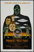 """Movie Posters:Science Fiction, Invaders From Mars (Wade Williams Productions, R-1976). One Sheet (27"""" X 41""""). The science fiction, Red-scare boom of the 19..."""