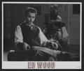 "Movie Posters:Comedy, Ed Wood (Buena Vista, 1994). Lobby Card (11"" X 14""). Comedy.Starring Johnny Depp, Martin Landau, Sarah Jessica Parker, Patr..."
