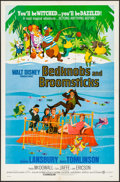 """Movie Posters:Animation, Bedknobs and Broomsticks & Other Lot (Buena Vista, 1971). One Sheets (2) (27"""" X 41""""). Animation.. ... (Total: 2 Items)"""