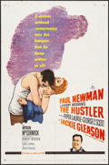 "Movie Posters:Drama, The Hustler (20th Century Fox, 1961). One Sheet (27"" X 41""). Drama.. ..."
