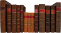 Books:Reference & Bibliography, The Working Library of William Kempe, Barrister of Lincoln's Inn,Mid-Eighteen Century. London: Various publishers, 1657-179...(Total: 42 Items)