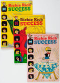 Silver Age (1956-1969):Humor, Richie Rich Success Stories File Copy Long Box Group (Harvey, 1966-82) Condition: Average NM-....