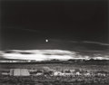 Photographs:Gelatin Silver, Ansel Adams (American, 1902-1984). Moonrise, Hernandez, New Mexico, 1941. Gelatin silver, late 1970s. 15-1/4 x 19-1/2 in...