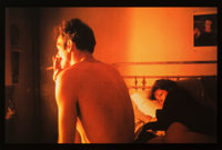 Nan Goldin (American, b. 1953) Nan and Brian in bed, NYC, 1983 Dye destruction mounted on Sintra foa
