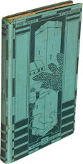 Books:Literature 1900-up, W.B. Yeats. The Tower. London: Macmillan and Co.,1928. ...