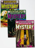 Bronze Age (1970-1979):Horror, House of Mystery Group of 30 (DC, 1968-73) Condition: AverageVG/FN.... (Total: 30 Comic Books)