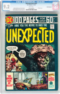 Bronze Age (1970-1979):Horror, Unexpected #161 White Mountain Pedigree (DC, 1975) CGC NM- 9.2White pages....
