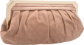 "Luxury Accessories:Bags, Bally Tan Suede Clutch Bag. Excellent to Pristine Condition.14"" Width x 7"" Height x 2"" Depth. ..."