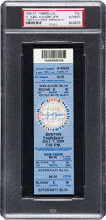 """Baseball Collectibles:Tickets, 2004 Derek Jeter """"The Dive"""" Game New York Yankees Full Ticket...."""