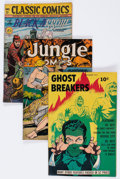 Golden Age (1938-1955):Miscellaneous, Golden Age Miscellaneous Comics Group of 7 (Various Publishers, 1940s-50s) Condition: Average VG+.... (Total: 7 Comic Books)