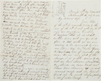 Union Soldiers' Archive of Letters by Brothers Alonzo and Oliver Case