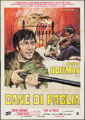 "Movie Posters:Crime, Straw Dogs (Dear International, 1972). Italian 4 - Foglio (55.75"" X77.75""). Crime.. ..."