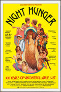 """Movie Posters:Adult, Night Hunger & Other Lot (PRP, 1983). One Sheets (61) (25"""" X 37.75"""" & 27"""" X 41""""). Adult.. ... (Total: 61 Items)"""