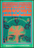 "Movie Posters:Rock and Roll, The Doors at Avalon Ballroom (Family Dog, 1967). 2nd PrintingPoster (14"" X 20"") Style A. Rock and Roll.. ..."