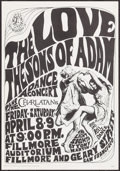 """Movie Posters:Rock and Roll, The Love at Fillmore Auditorium (Family Dog, 1966). 3rd PrintingConcert Poster (14"""" X 20.5""""). Rock and Roll.. ..."""