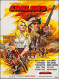 "Movie Posters:Western, Shalako (Cedic, 1968). French Grande (46"" X 62""). Western.. ..."