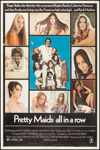 "Pretty Maids All in a Row & Other Lot (MGM, 1971). Posters (2) (40"" X 60""). Comedy. ... (Total: 2 Items)"