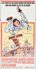 """Movie Posters:Comedy, Way...Way Out (20th Century Fox, 1966). Three Sheet (41"""" X 79"""").Comedy.. ..."""