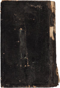 Union Soldier's 1863 Diary of John P. Brothers of the 134th Regiment of New York Volunteers