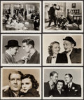 "Movie Posters:Crime, Secrets of a Nurse (Universal, 1938). Photos (46) (approx. 8"" X 10""). Crime.. ... (Total: 46 Items)"