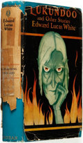 Books:Horror & Supernatural, Edward Lucas White. Lukundoo and Other Stories. New York:George H. Doran, 1927....