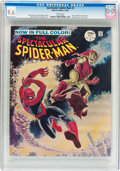 Magazines:Superhero, Spectacular Spider-Man #2 (Marvel, 1968) CGC NM+ 9.6 White pages....
