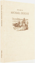 Books:Biography & Memoir, [Texana]. J. Evetts Haley, editor. SIGNED/LIMITED. The Diary of Michael Erskine; Describing his Cattle Drive from Texas ...