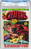 Bronze Age (1970-1979):Horror, Creatures on the Loose #19 White Mountain pedigree (Marvel, 1972)CGC NM+ 9.6 White pages....