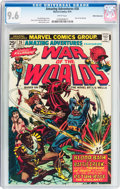 Bronze Age (1970-1979):Science Fiction, Amazing Adventures #26 White Mountain pedigree (Marvel, 1974) CGC NM+ 9.6 White pages....