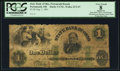Obsoletes By State:Ohio, Portsmouth, OH-State Bank of Ohio, Portsmouth Branch $1 Aug. 1,1861 OH-5 UNL Wolka 2272-07. ...